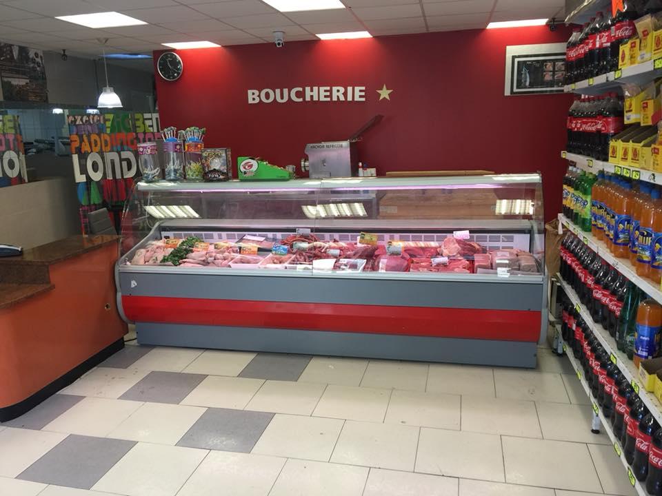 Boucherie halal