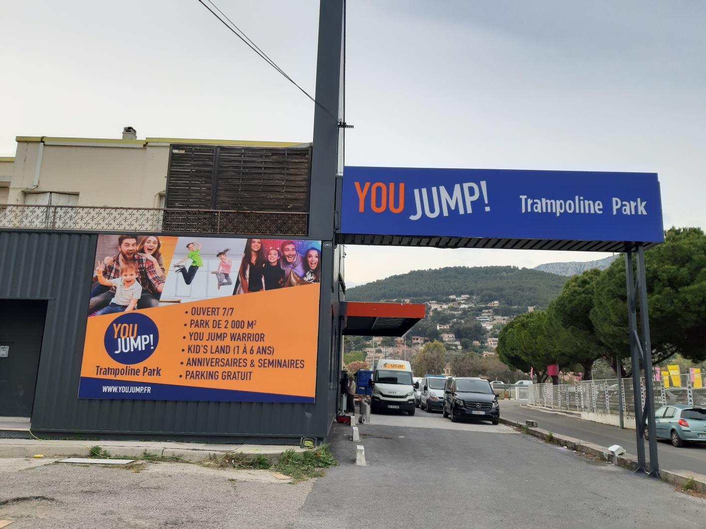 YOU JUMP TOULON