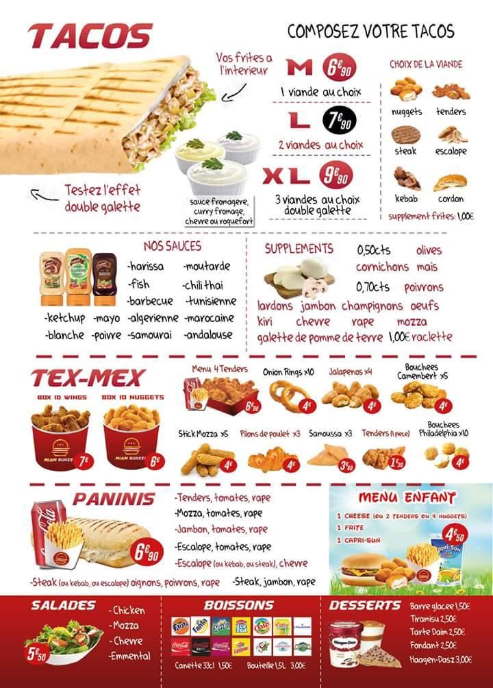 Miam burger Marseille