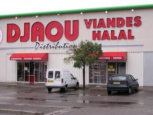 DJAOU VIANDE HALAL DISTRIBUTION