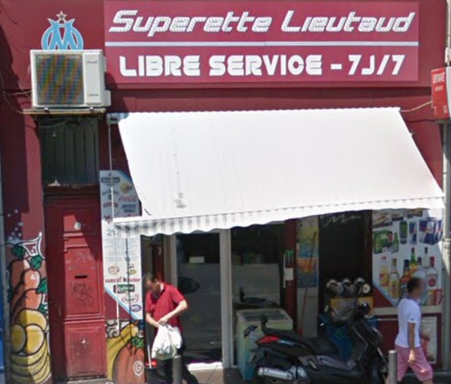 Superette Lieutaud